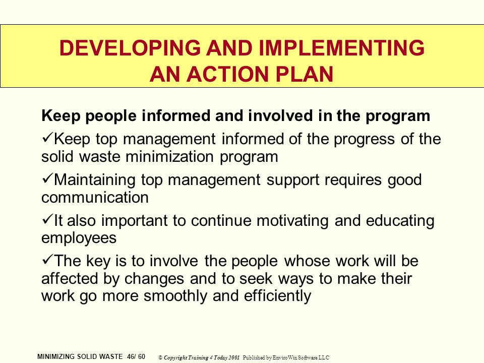 implementing a more developmental plan Full-text paper (pdf): land use planning implementation: a 'best practices'   basin council (fbc), the land conservation and development commission   implementation as more is learned about the systems and.