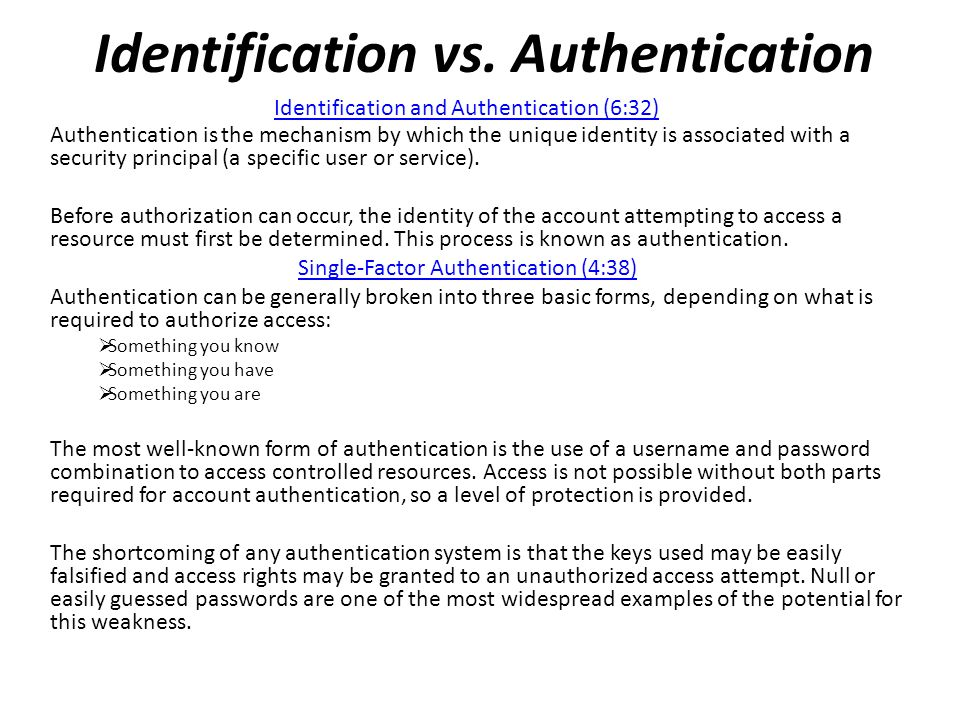 why authentication and authorization needed Working with loopback authentication and authorization  loopback's user  model provides all the api calls you need it supports creating a.