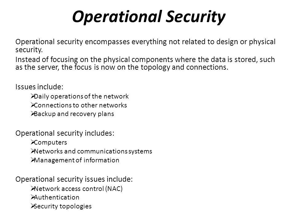 Cist 1601 Information Security Fundamentals Ppt Download