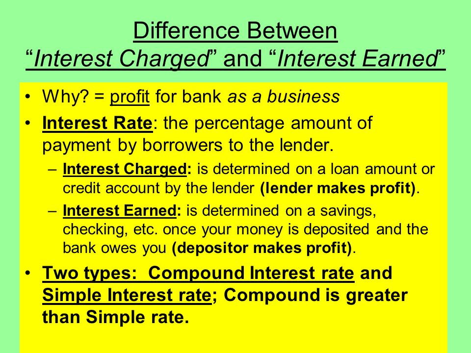 difference between simple interest and compound interest pdf