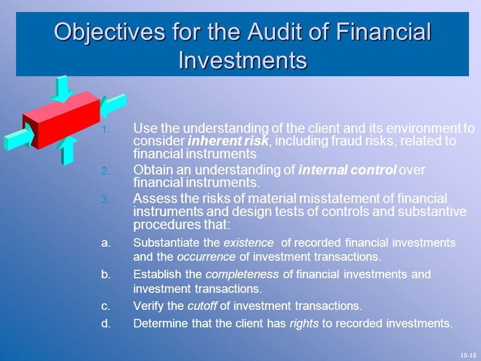 objectives of environmental audit pdf