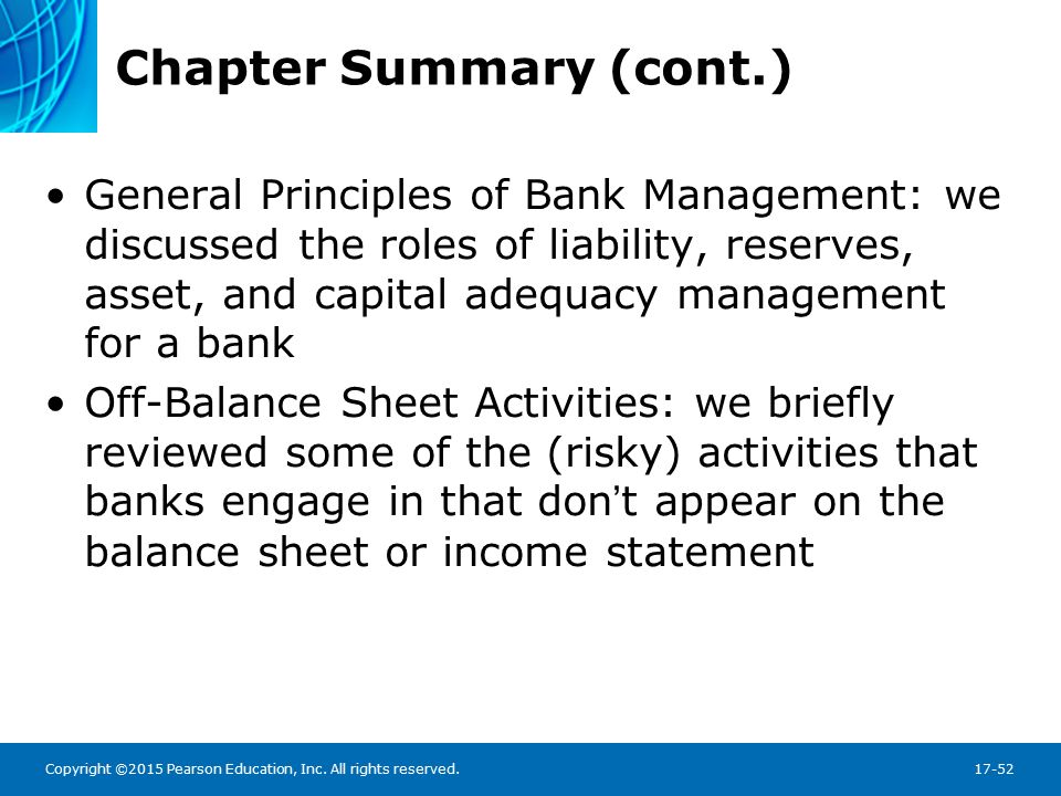 management of financial institutions and the Management for financial institutions: rating criteria and best practices this guide presents the latest ratings criteria for assessing the trading risk management practices of financial institutions, as well as a broad.