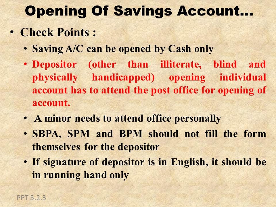 Saving bank ppt download - Can you cash cheques at the post office ...