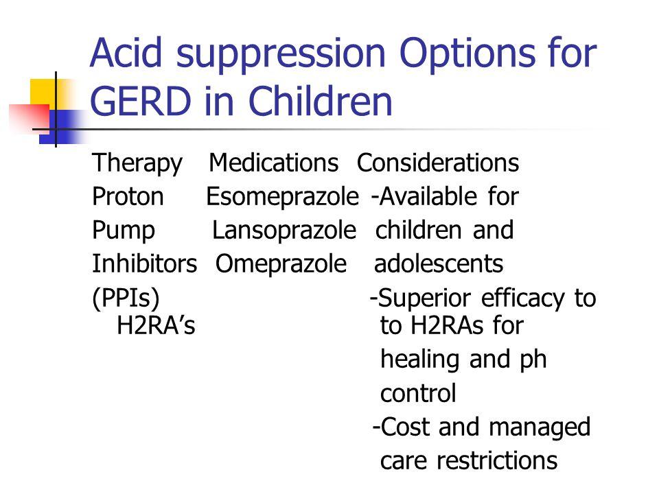 Pediatric Gerd Ppt Video Online Download