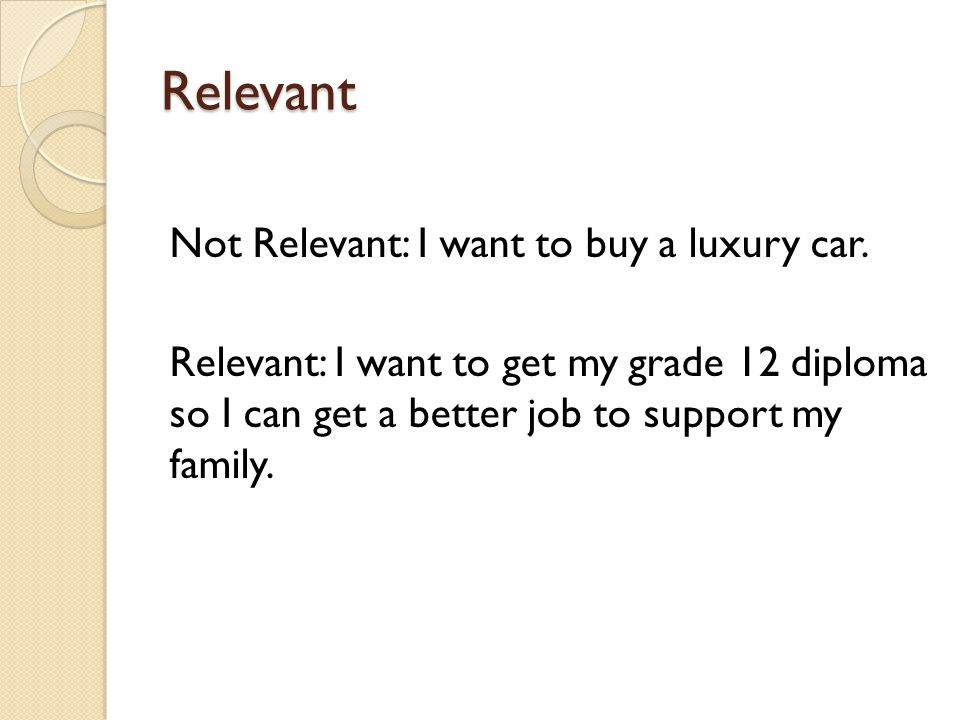 personal learning style and goal setting ppt video online download. Black Bedroom Furniture Sets. Home Design Ideas