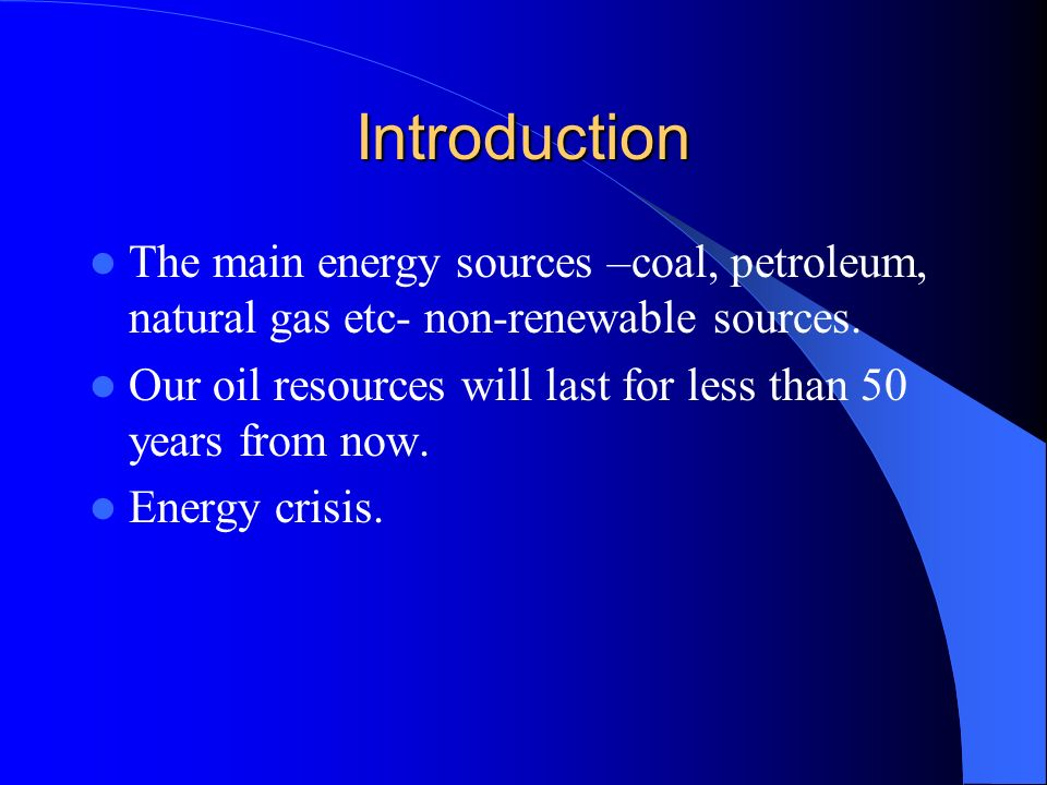 download ppt on renewable energy sources | Lift For The 22