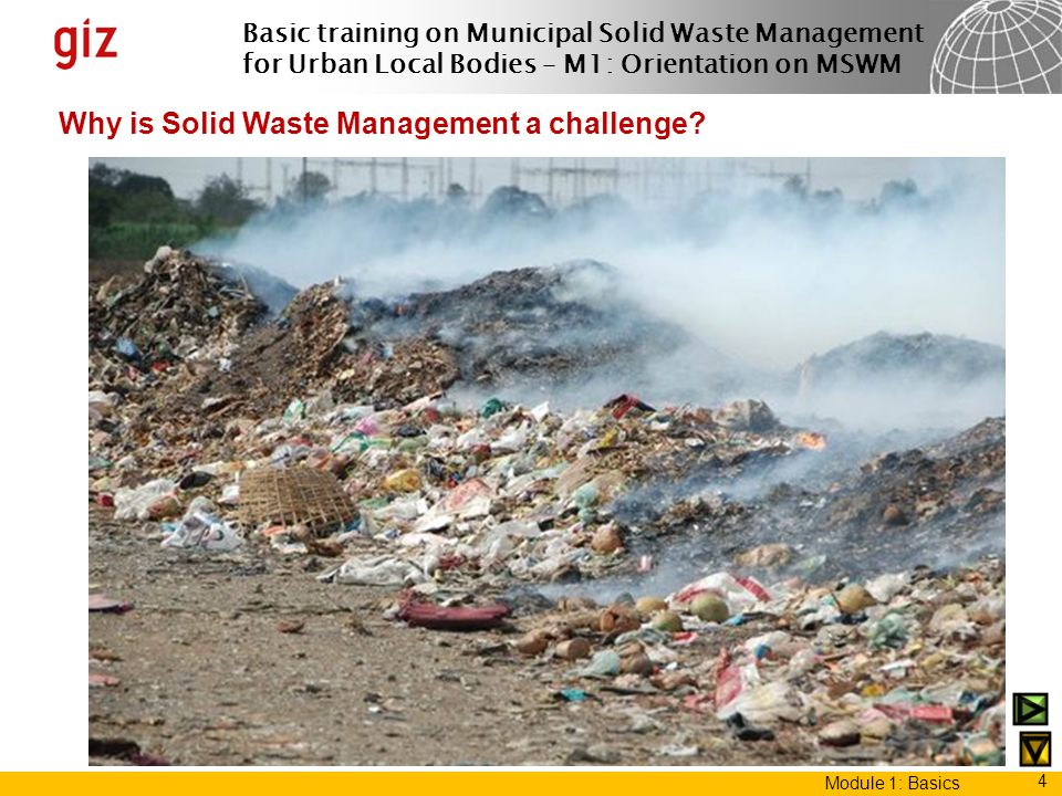 Waste Management in Paraguay