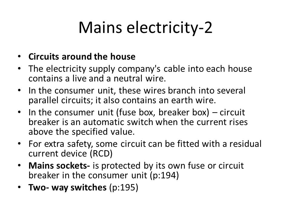 Electricity Electric charge Conductors and insulators Electric ...