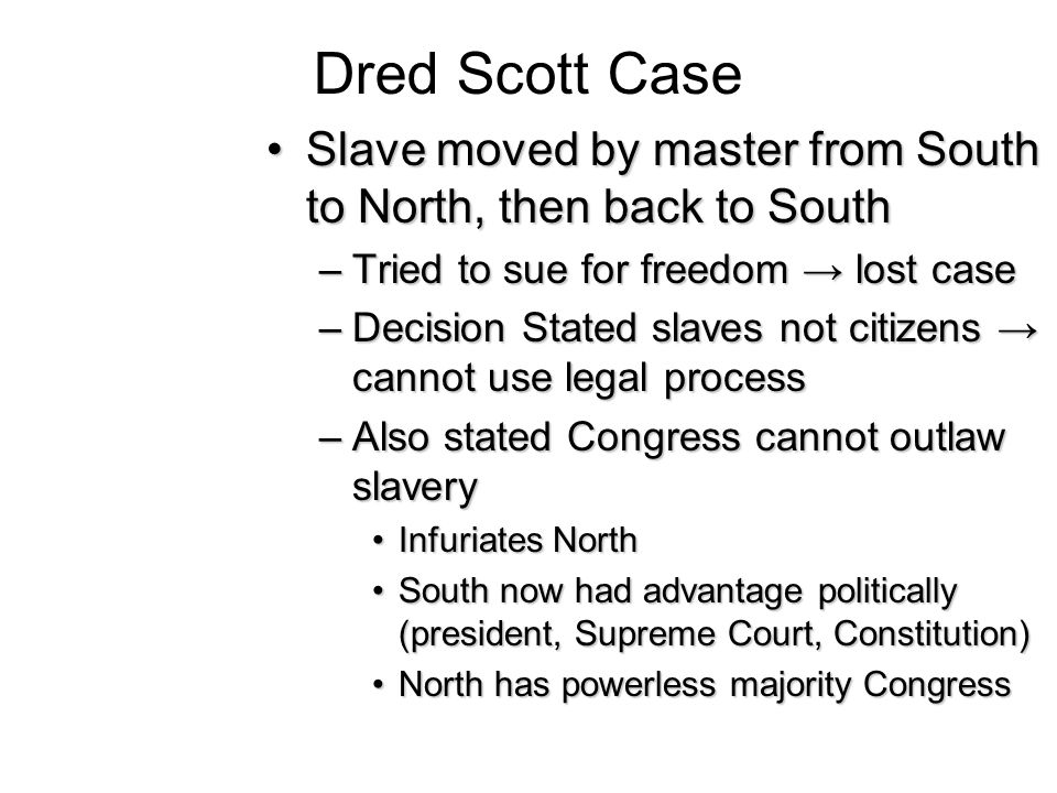 dred scott decision essay example Adriano dred scott essay epitomising his creepy sold c humanities 7th dred scott essay 4-26-13 the dred scott decision served as an eye-opener to northerners sandford dred scott compare contrast of sonnet 18 and 130 was born a slave in critical research paper example the state of.
