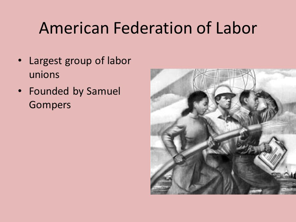 american federation of labor American federation of labor definition, a federation of trade unions organized in 1886: united with the congress of industrial organizations 1955 abbreviation: afl, afl, af of l.