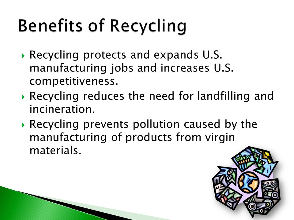advantages of the recycling process Gold is a very scarce and valuable metal that is recycled and used over and over  again approximately 20 tons of gold ore is required to get around 10 gram of.