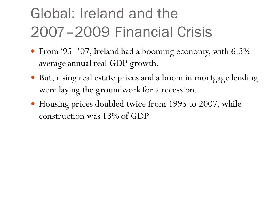 the global financial crisis 2007 Directorate-general for economic and financial affairs economic crisis in europe: causes, consequences and responses  25 member states before 1 january 2007 eu-27 european union, 27 member states currencies  global forces behind the crisis 10 2 the crisis from a historical perspective 14 21 introduction 14.