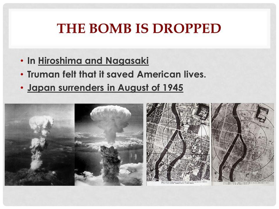 Did Bombing Hiroshima Save Japanese Lives? - Bloomberg