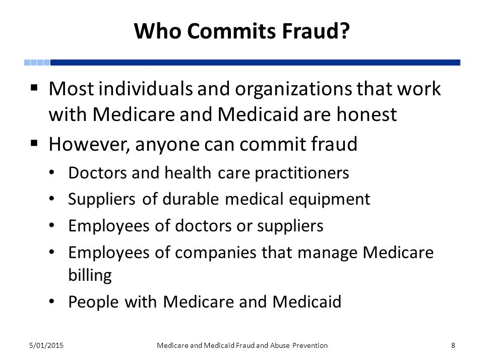 medicaid fraud Contact brewer & pritchard, pc, for high-quality legal representation related to  medicare or medicaid fraud charges 800-236-7468.