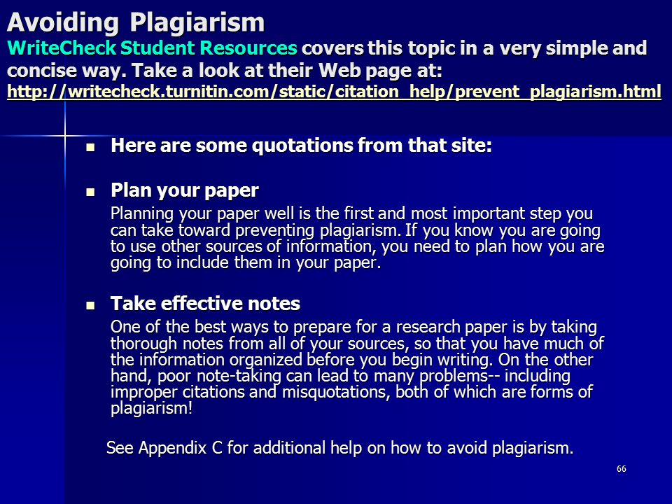 how to check plagiarism in research paper