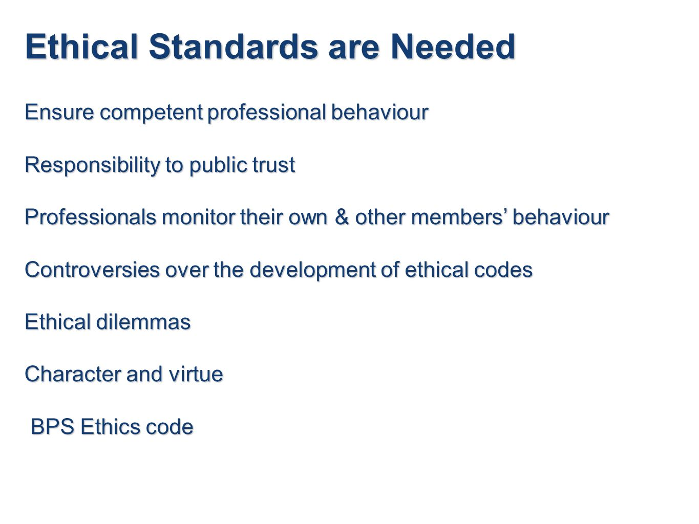 ethical standards Nspe code of ethics for engineers download:  as members of this profession, engineers are expected to exhibit the highest standards of honesty and integrity .