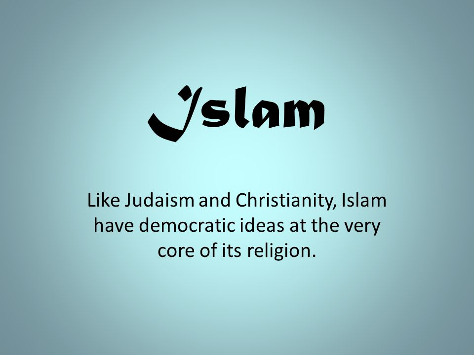 a study on the islam religion and its leaders Islam is a monotheistic religious tradition that  pray, and study  the oxford handbook of global religions (2006), the encyclopedia of religion.