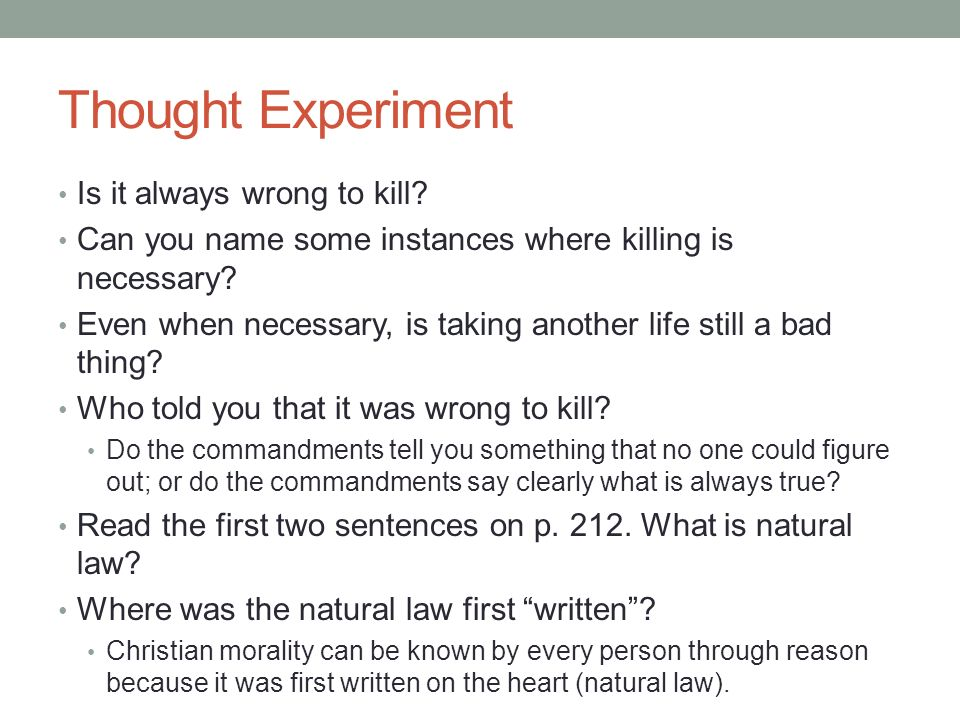 killing is always wrong According to don marquis, killing anything that has a future like the future that adult humans typically have constitutes the same sort of wrong as killing an adult human true 6 marquis argues that his account does not imply that euthanasia is always morally wrong.