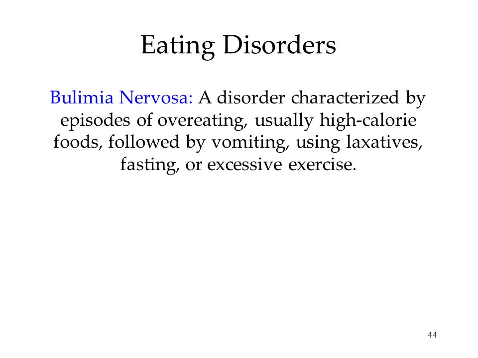 the eating disorder reaction The patient sitting across from you has an eating disorder  and, going by what  they so often share with me about your reactions to them,.