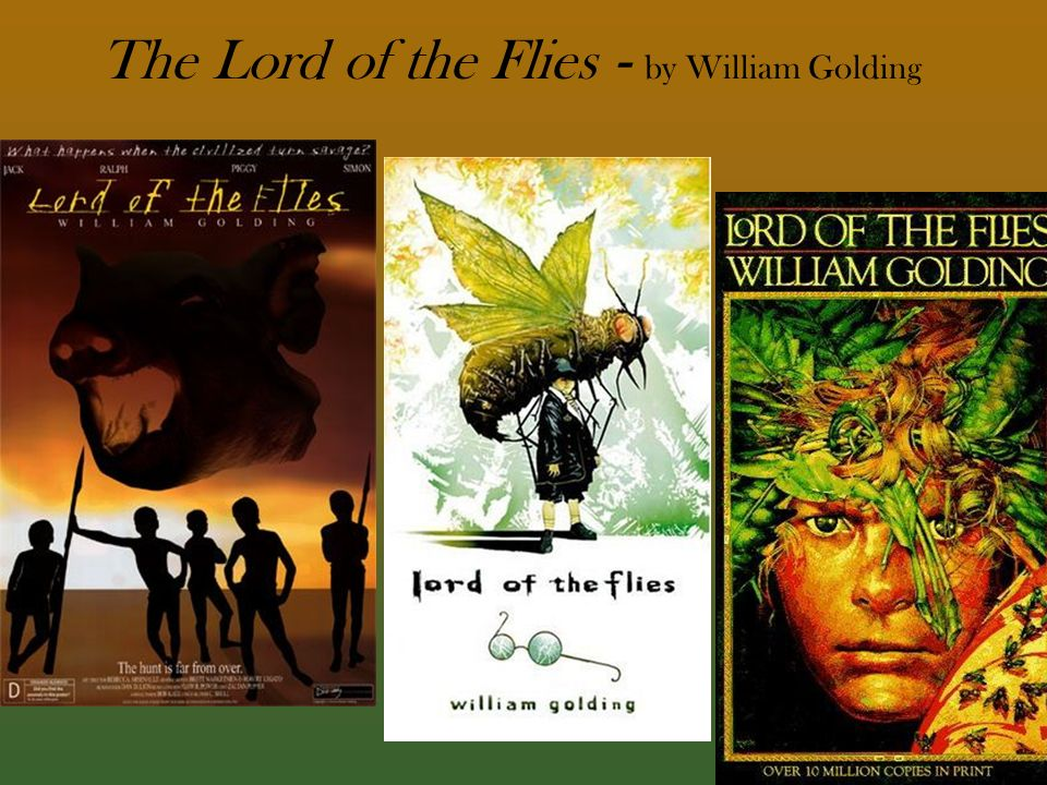 the study of socio political structure in lord of the flies by william golding
