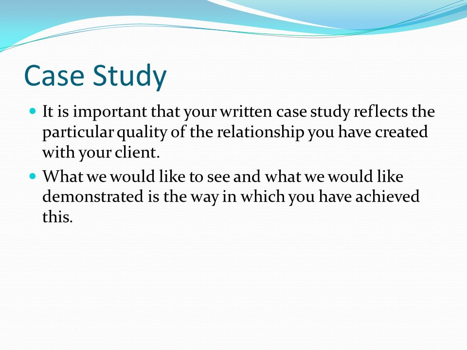 catholicinformed ga   Examples of case study research paper in     SlideShare