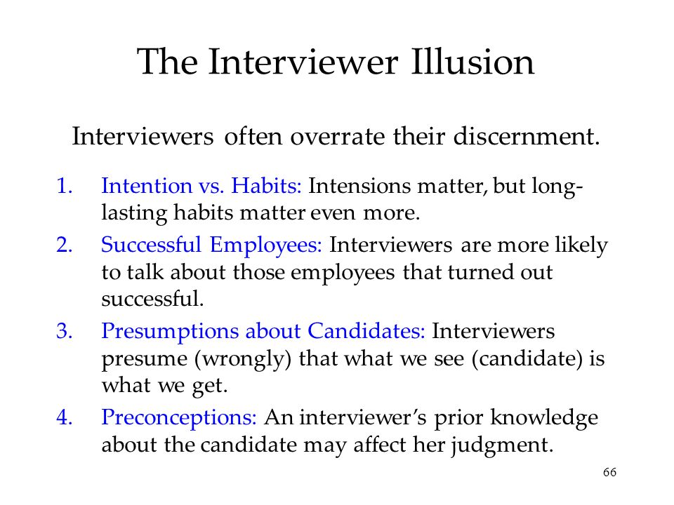 interviewer vs interviewee An interview is a conversation where questions are asked and answers are givenin common parlance, the word interview refers to a one-on-one conversation with one person acting in the role of the interviewer and the other in the role of the interviewee- wiki and for a good conversation both the.