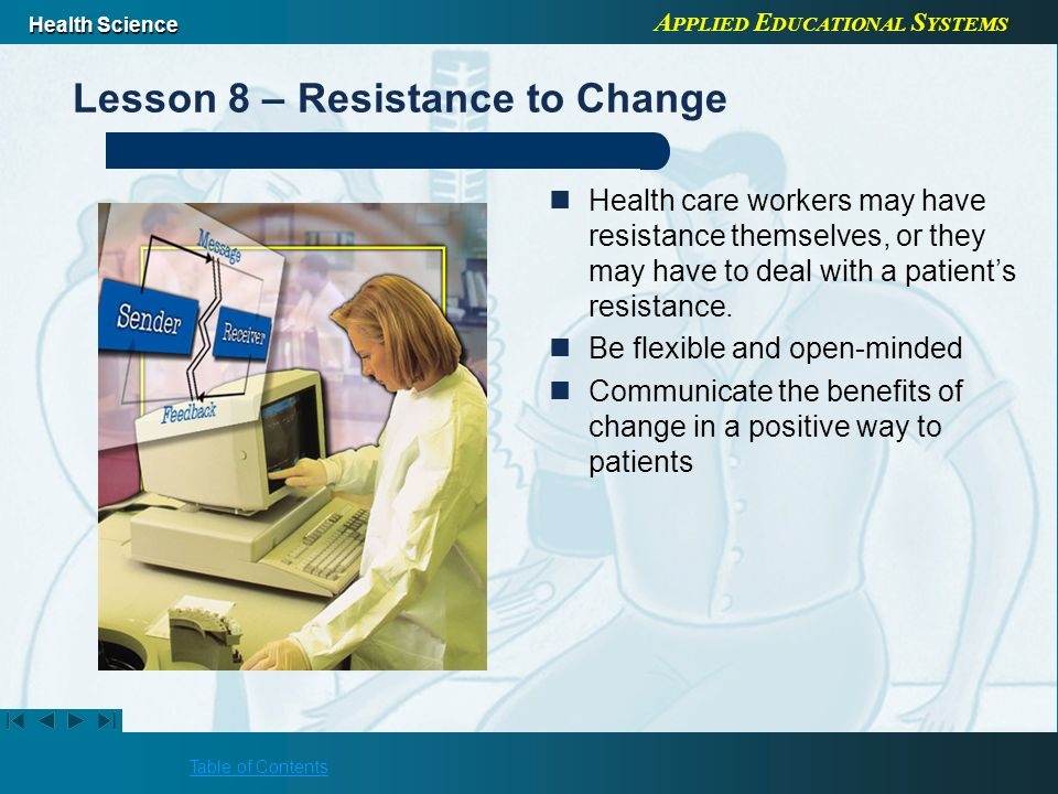 resistance to change can be successfully Start studying mgmt 320 final exam  resistance to organizational change is considered  managers need to exhibit to successfully lead organizational change.