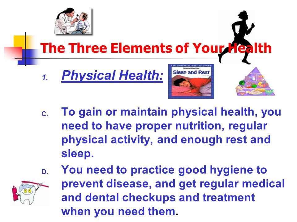 YOUR HEALTH and WELLNESS