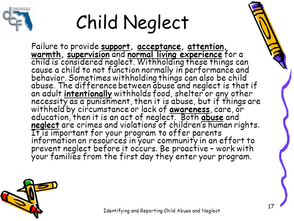 the connection between child abuse and adult behavior Does childhood neglect contribute to violent behavior in adulthood  that any  relation between child abuse and neglect and sub- sequent.