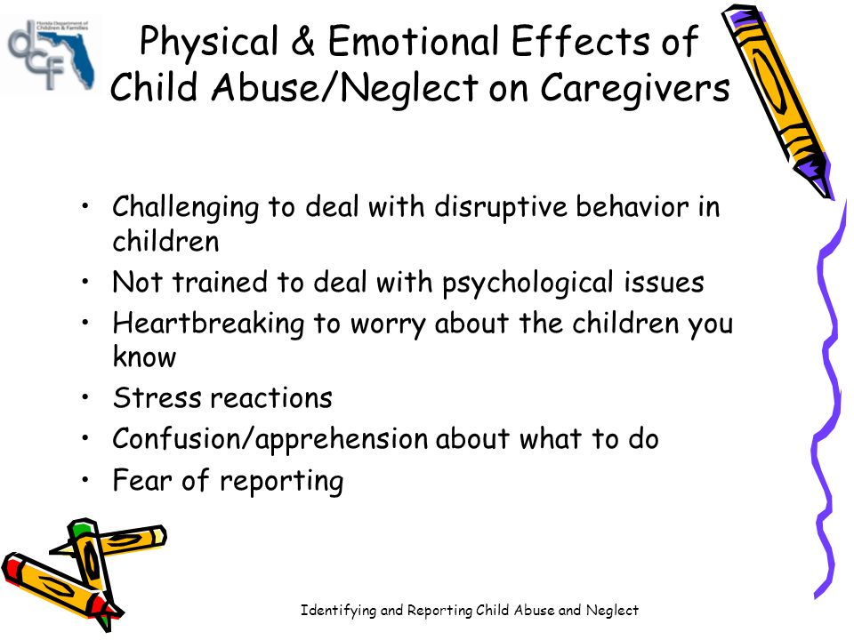 psychological effects of physical child abuse essay October 8, 2014 childhood psychological abuse as harmful as sexual or physical abuse often unrecognized, emotional abuse prevalent form of child abuse, study finds.