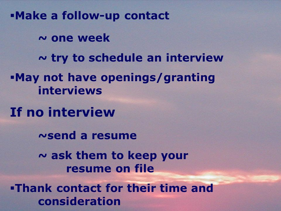 chapter 30 seeking employment ppt download