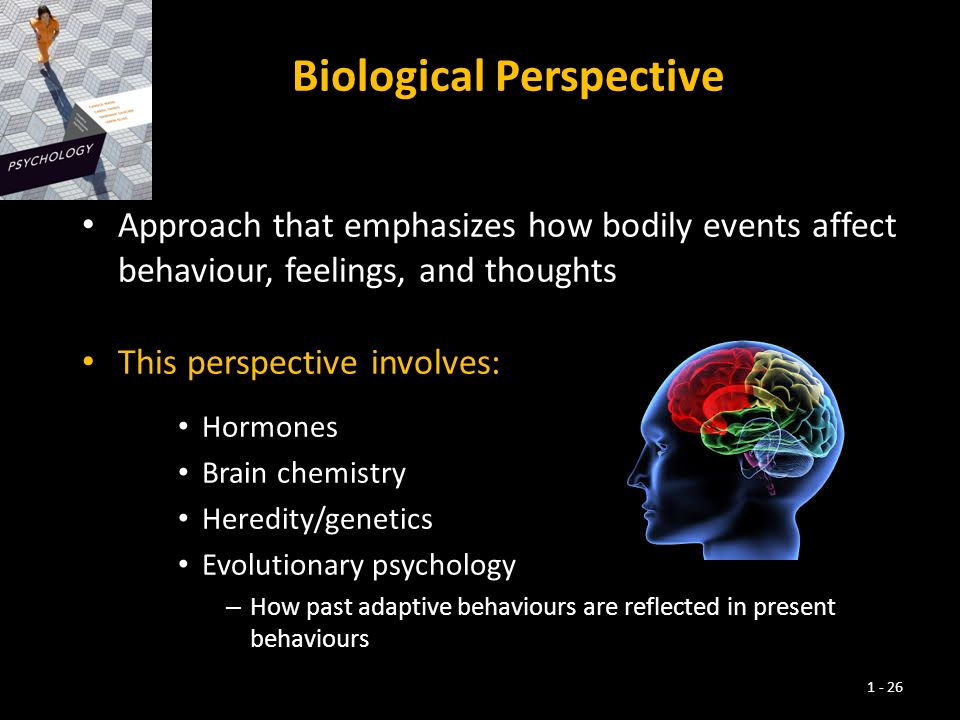 what is biological psychology Biological psychology the focus of research and educational courses at the department of biological psychology is the analysis of individual differences in health, cognition, normal and abnormal behavior.