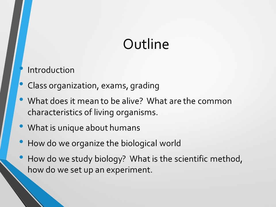 Introduction To Human Biology Ppt Video Online Download