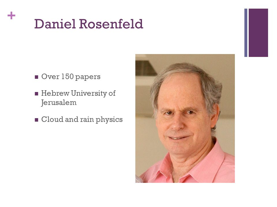 Картинки по запросу prof daniel rosenfeld university jerusalem