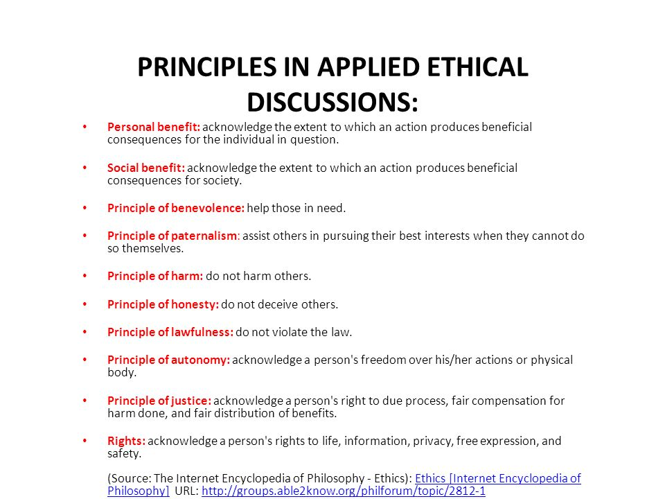 the best principle for an ethical life Buddhist ethics is concerned with the principles and practices that help one to   the buddhist tradition acknowledges that life is complex and throws up   practical expression in our aspiration to live by ethical precepts, to the best of our  ability.