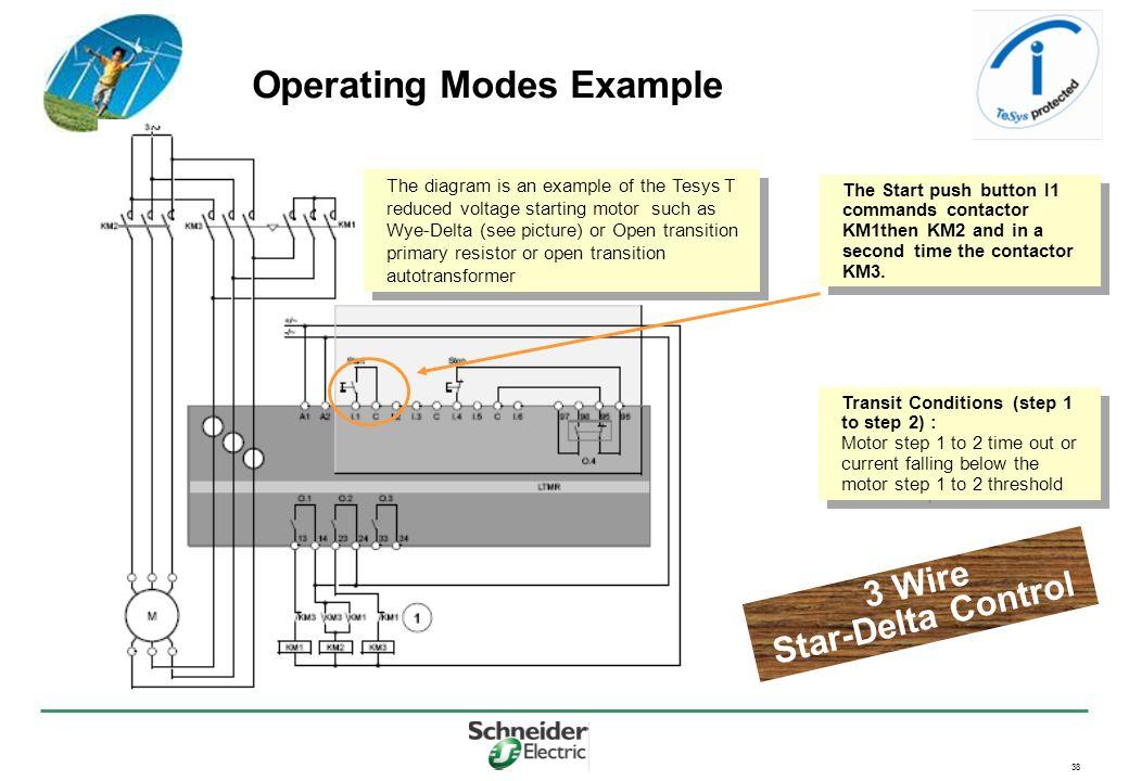 tesys t motor management system ppt video online download tesys u manual at Tesys U Wiring Diagram