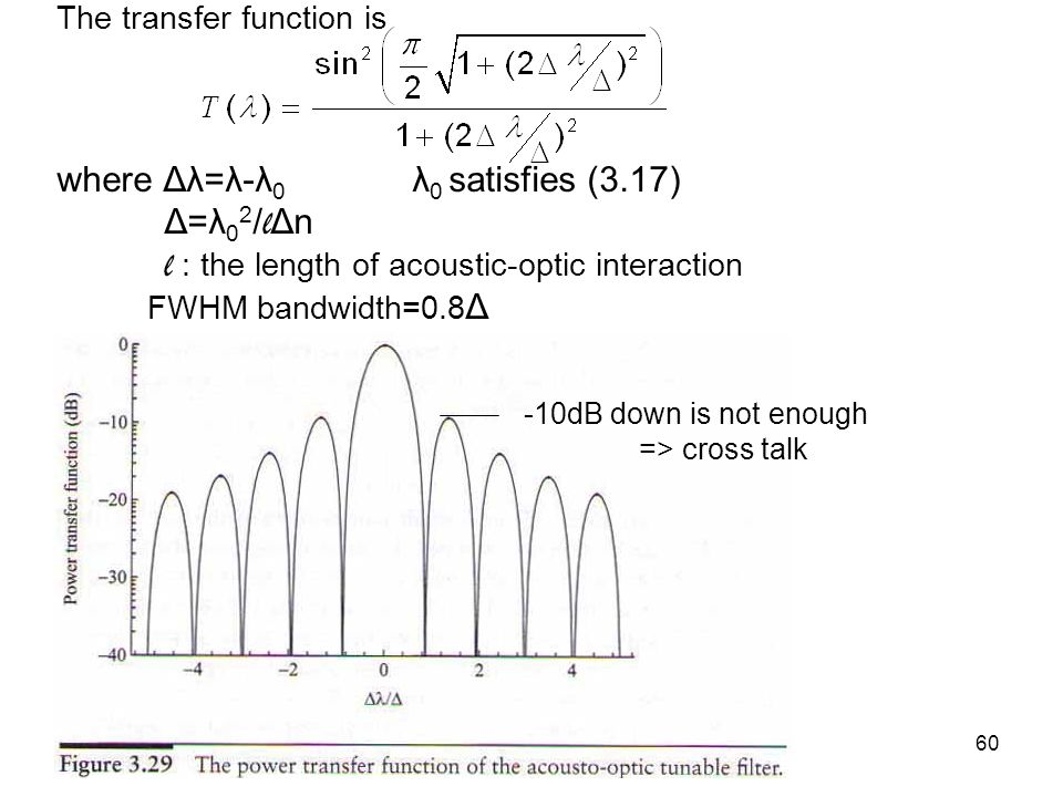 advantages of semiconductor optical transmitters Chapter 14 - semiconductor optical amplifiers for metro and access networks  semiconductor optical amplifiers  the critical advantages of the.