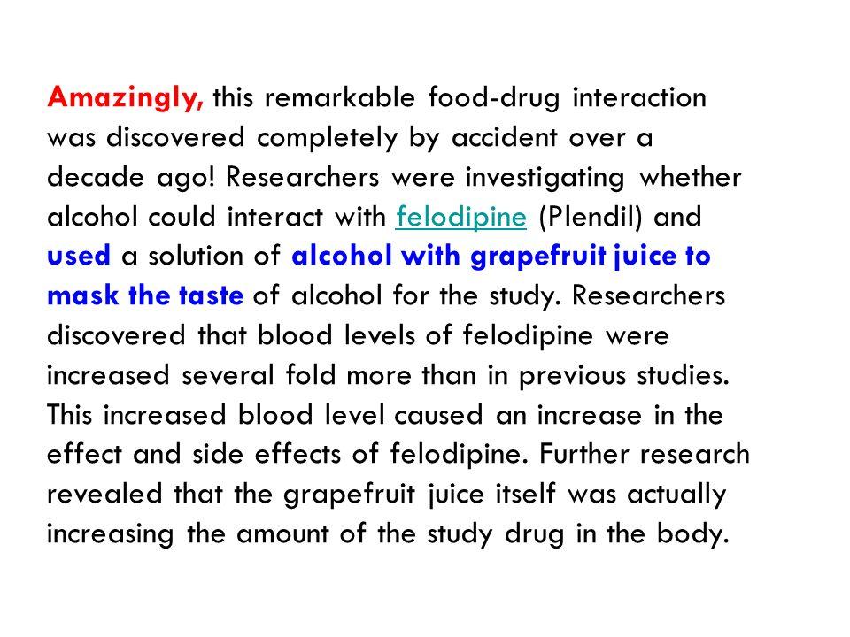 Felodipine Side Effects Dangers