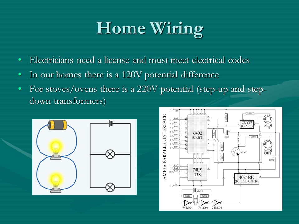 power grid and your home - ppt download, Wiring house
