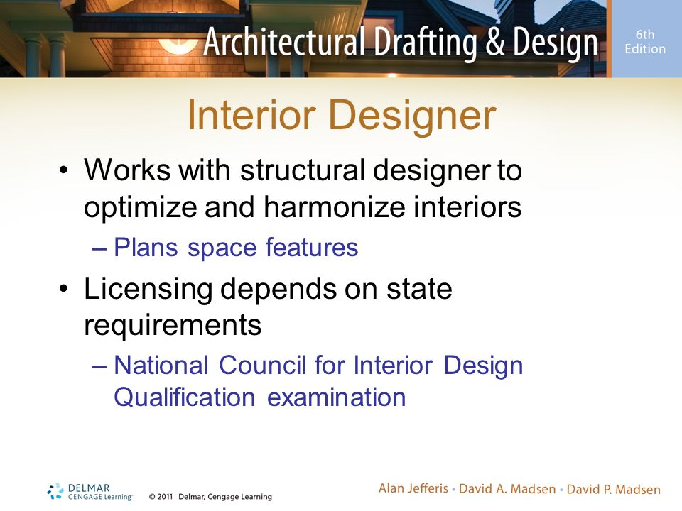 Chapter 1 Professional Architectural Careers Office Practices and