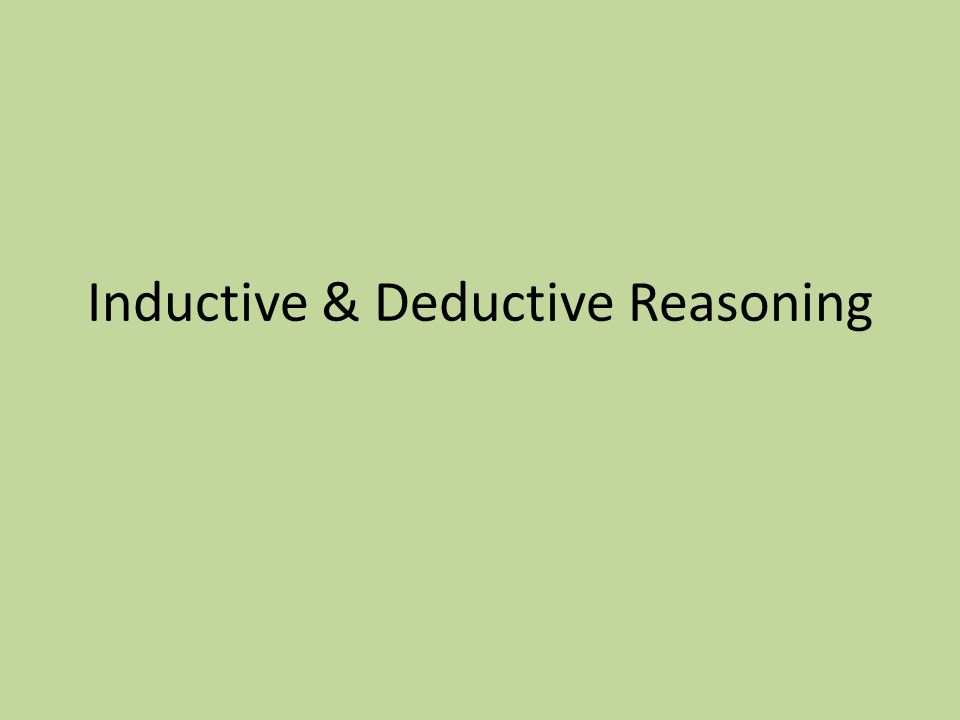 deductive vs inductive research