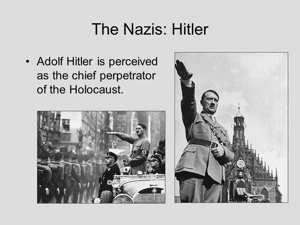 An introduction to the history of nazis