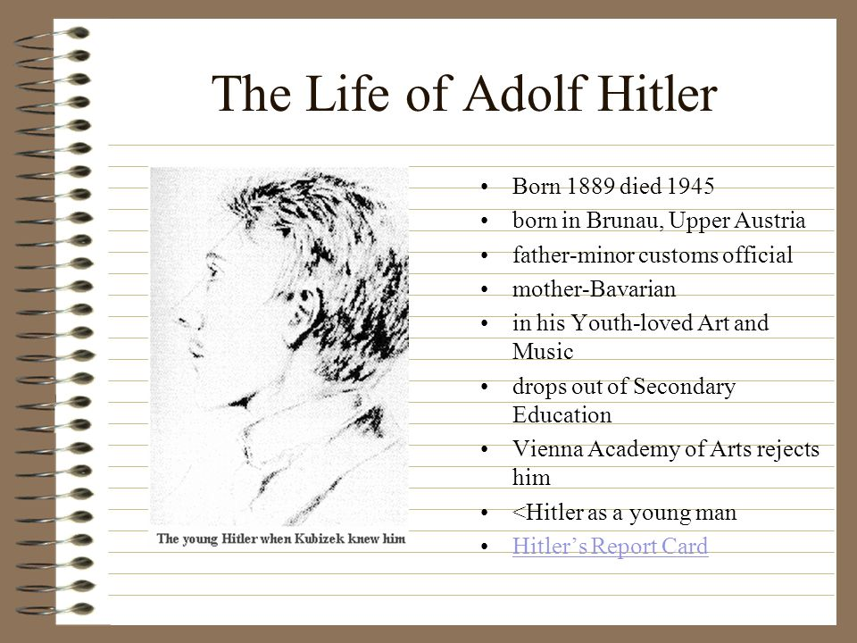 the early life of adolf hitler and the the start of the nazi party in germany And complete history-both thematic and chronological-of the rise of hitler and the nazi party,  in weimar germany hitler's early life  of adolf hitler.