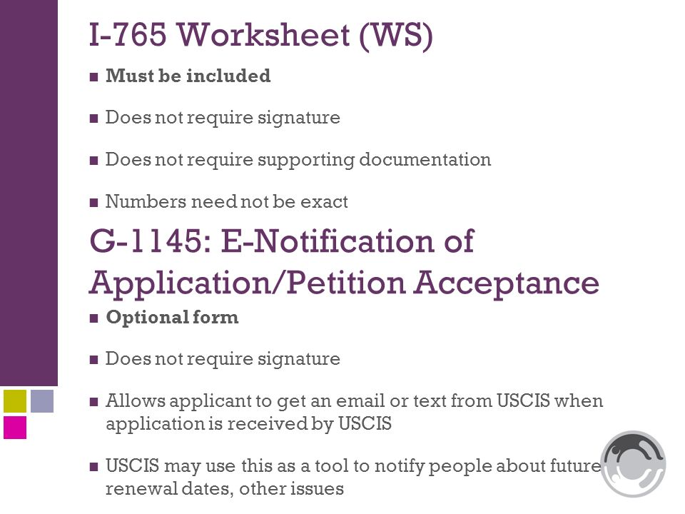 Presented by Mariam Kelly Helen Beasley ppt download – I-765 Worksheet Sample