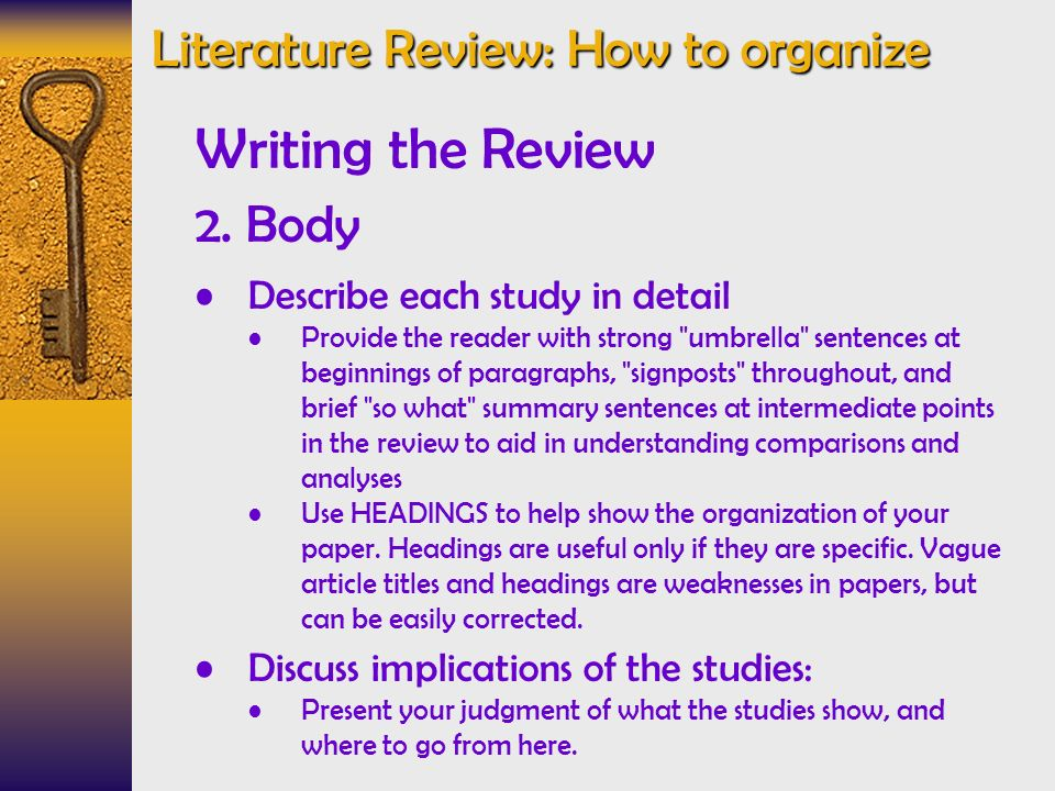 Review writing service features