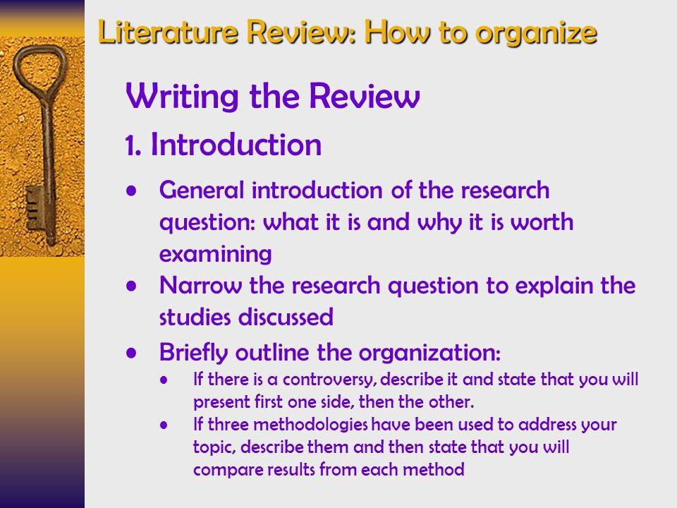literature review for marketing research paper
