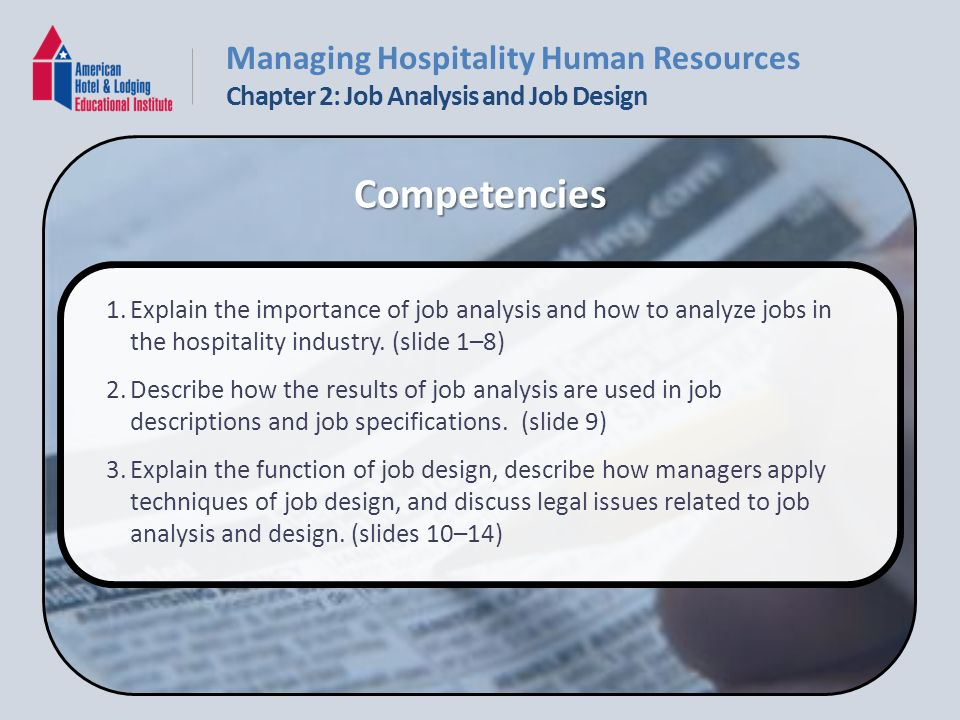 the importance of assessment in hotel and restaurant management essay We serve america's restaurants representing nearly 500,000 restaurant businesses  food and beverage trends nutrition food safety cost management all food.