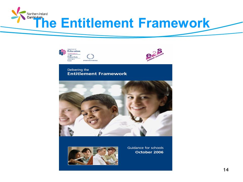 The Entitlement Framework