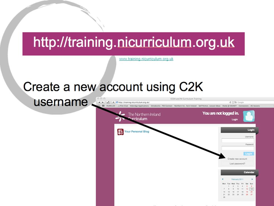 www.training.nicurriculum.org.uk
