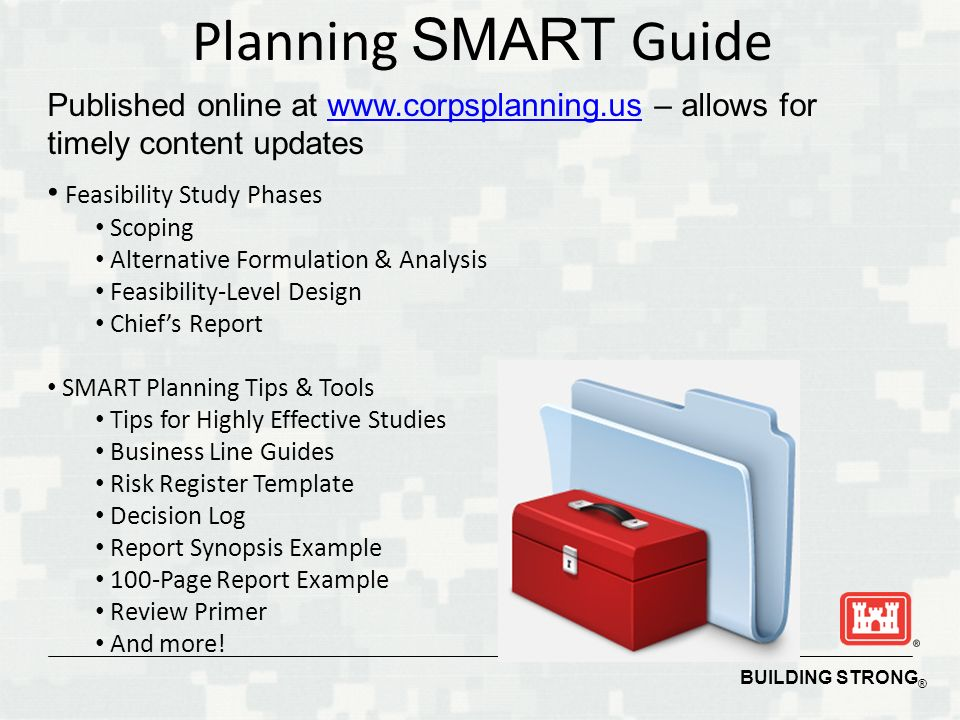 Smart Feasibility Study Process - Ppt Video Online Download